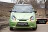 Накладки на передние фары (реснички) Daewoo Matiz 2000-