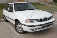 Накладки на передние фары (Реснички) Daewoo Nexia 1994-2008