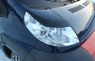 Накладки на передние фары (реснички) Peugeot Boxer Шасси 2006-2013 (250 кузов)