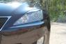 Накладки на передние фары (Реснички) Lexus IS 2005-2010