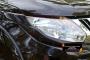 Накладки на передние фары (реснички) Mitsubishi L200 2015-