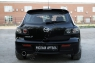 Накладки на задние фонари (Реснички) Mazda 3 хэтчбэк 2003-2008