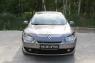 Накладки на передние фары (реснички) Renault Fluence 2009-2012