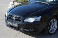 Накладки на передние фары (реснички) Subaru Legacy 2003-2006