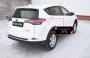 Накладки на задние фонари (реснички) Toyota Rav4 2015-