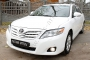 Накладки на передние фары (Реснички) . Вар. 2 Toyota Camry V40 2009-2011