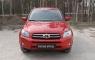 Накладки на передние фары (реснички) Toyota Rav4 2006-2010