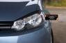 Накладки на передние фары (реснички) Volkswagen Golf VI 2009-2012