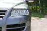 Накладки на передние фары (реснички) Volkswagen Touareg 2002-2006