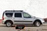 Комплект (Расширители колесных арок и пороги металлические) Lada (ВАЗ) Largus 2012-