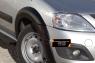 Расширители колесных арок (вынос 10 мм) Lada (ВАЗ) Largus 2012-