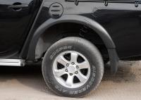 Расширители колесных арок Mitsubishi L200 2014-2015 (15MY)
