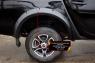 Расширители колесных арок (широкие) Mitsubishi L200 2014-2015 (15MY)