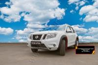 Расширители колесных арок Nissan Terrano 2014-2015