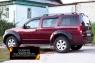 Расширители колесных арок Nissan Pathfinder 2011-2013 (R51 рестайлинг)