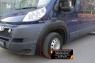Расширители колесных арок Peugeot Boxer 2006-2013 (250 кузов)