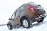 Расширители колесных арок (широкие) Renault Duster 2010-2014 (I поколение)