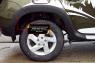 Расширители колесных арок Renault Duster 2015- (I рестайлинг)