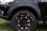 Расширители колёсных арок (вынос 50 мм) Toyota Hilux 2015-