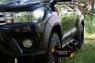 Расширители колёсных арок (вынос 25 мм) Toyota Hilux 2015-