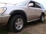 Расширители колесных арок Toyota LC 100 1998-2007