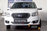 Защитная сетка переднего бампера Datsun on-DO 2014-