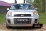 Защитная сетка переднего бампера Ford Fusion 2005-2012