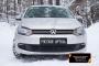 Защитная сетка решетки переднего бампера Volkswagen Polo V 2009-2016