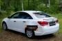 Спойлер крышки багажника Chevrolet Cruze I 2012-2014