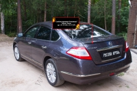 Спойлер крышки багажника Nissan Teana 2011-2014