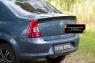 Спойлер крышки багажника Renault Logan 2010-2013