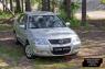 Защитная сетка решетки переднего бампера Nissan Almera Classic 2007-2012