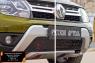 Защитная сетка решетки переднего бампера Renault Duster 2015- (I рестайлинг)