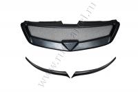 Тюнинг-комплект с черной сеткой KIA Cerato (седан) 2008-2013