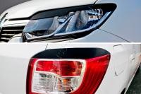 Тюнинг комплект №1 Renault Sandero 2014-2017 (II дорестайлинг)