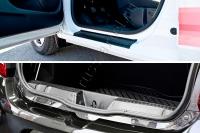 Защитный комплект Renault Sandero 2014-2017 (II дорестайлинг)