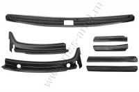 Защитный комплект Оптимум Nissan Terrano 2014-2015