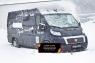 Зимняя заглушка решетки радиатора Fiat Ducato 2006-2013 (250 кузов)