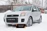 Зимняя заглушка решетки переднего бампера Ford Fusion 2005-2012