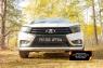 Зимняя заглушка решётки переднего бампера Lada (ВАЗ) Vesta SW 2018-