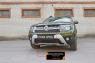 Зимняя заглушка решетки радиатора и переднего бампера Renault Duster 2015- (I рестайлинг)