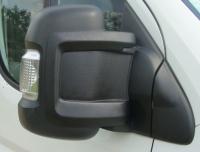 Накладки на зеркала (комплект 2шт) Фиат Дукато 250